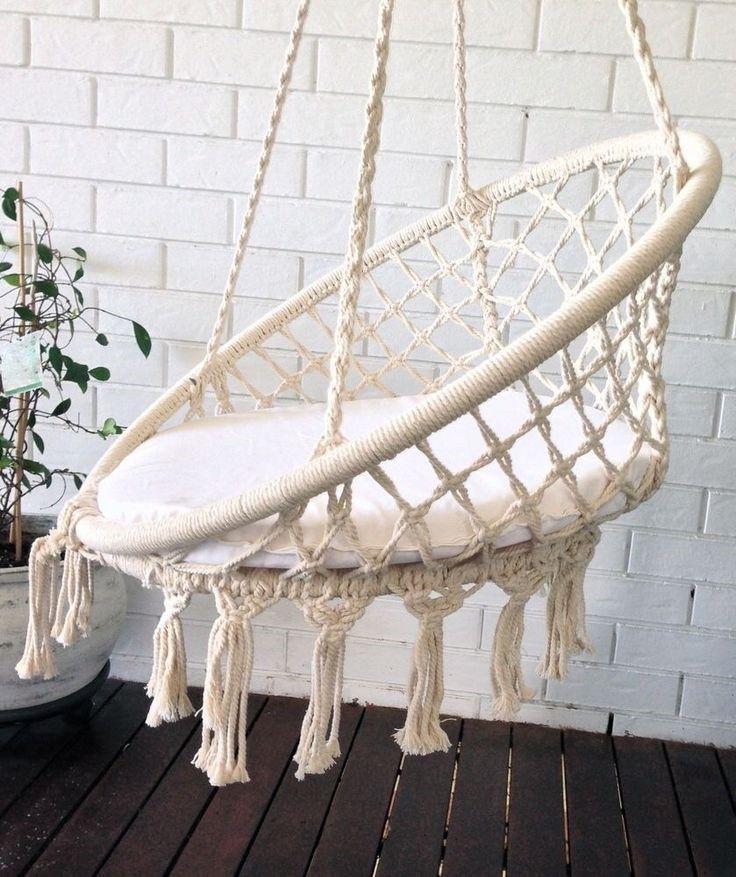 Мебель плетеная из макраме для продажи