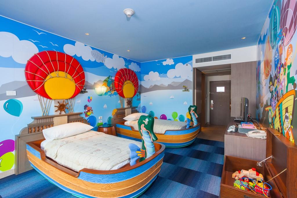 Идеи в гостиничном бизнесе для детей