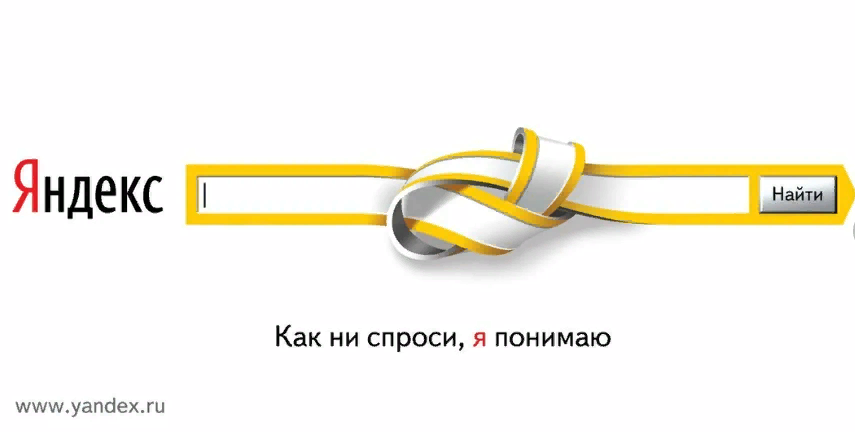 История компании Яндекс