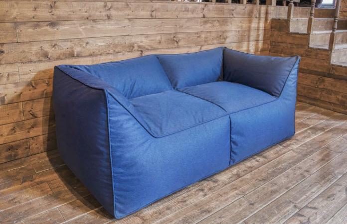 Идея для бизнеса-бескаркасная мебель