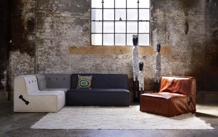Как начать производство бескаркасной мебели