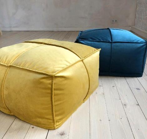 Идея бизнеса производство бескаркасной мебели
