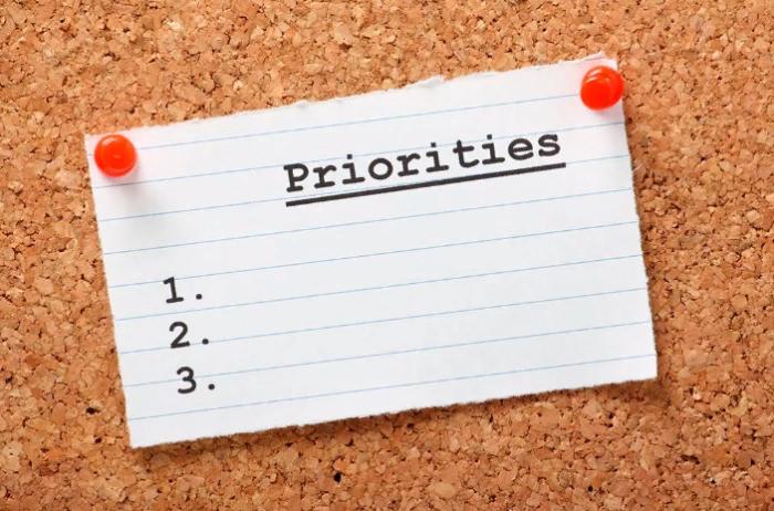 Как расставить приоритеты, чтобы быть в гармонии с собой