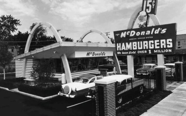 Как создавался Макдоналдс