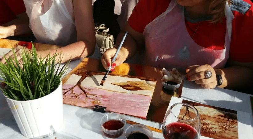 Заработок на умении хорошо рисовать